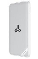 Внешний аккумулятор Baseus Power Bank Wireless Charger Baseus S10 Bracket 10000mAh White