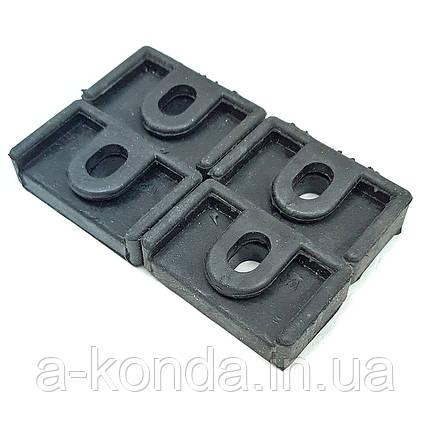 Виброопоры для наружного блока кондиционера, фото 2