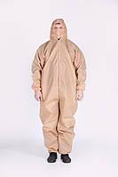 Защитный костюм. Защитный комбинезон. Комбинезон 40-60 гр плотность