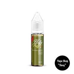 Fluffy Puff Pistachio Tobacco 15 ml Солевая жидкость для под систем, электронных сигарет.