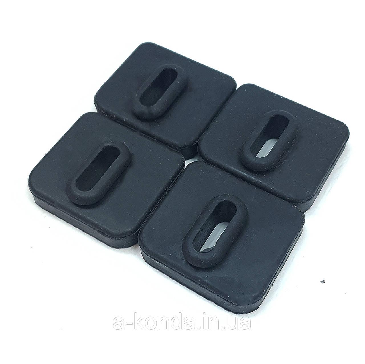 Віброопори для зовнішнього блоку кондиціонера