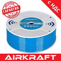Шланг полиуретановый в бухте PU 50м 10*14мм AIRKRAFT PU14 (для компрессора, пневматический, воздушний)