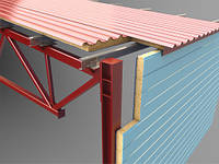 Изготовление и монтаж металлоконструкций, профнастила, сэндвич-панелей