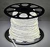 Світлодіодна стрічка 120Led/m 2835 220В 4W/m AVT IP65 білий холодний
