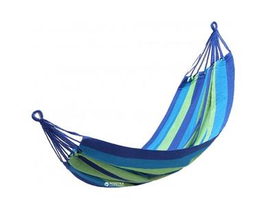 Подвесной гамак гавайский синий