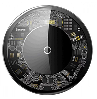 Беспроводное зарядное устройство Baseus Wireless Charger Simple Crystal