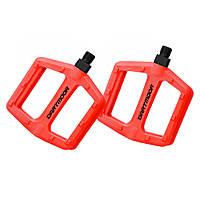 Педалі пластик Dartmoor Candy червоні