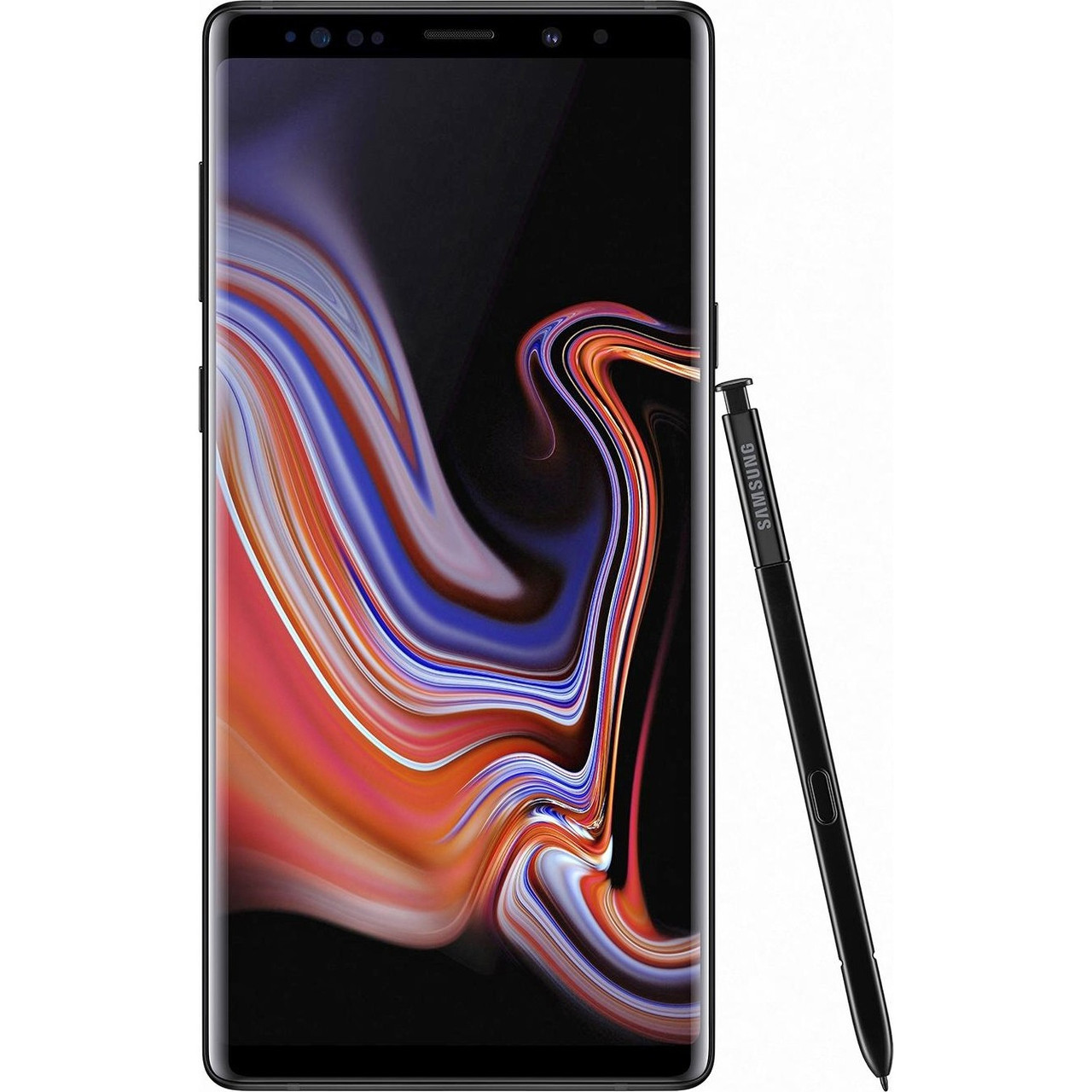 Смартфон Samsung SM-N960F Galaxy Note9 128Gb Duos ZKD (чорний)