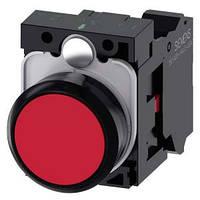 Siemens SIRIUS ACT 3SU1100-0AB20-1BA0 Кнопочный выключатель