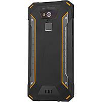 Смартфон Sigma Х-treme PQ53 black-orange, фото 2