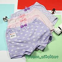 Трусы-шорты детские для девочек  ВА307Р