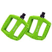 Педалі пластик Dartmoor Cookie, green
