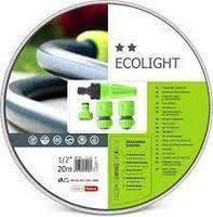Шланг поливочный 3/4 20м 3-ех слойный, армированный Польша Ecolight Cellfast ( Эколайт ), фото 3
