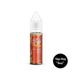 Fluffy Puff Mango Tango 15 ml Солевая жидкость для под систем, электронных сигарет.