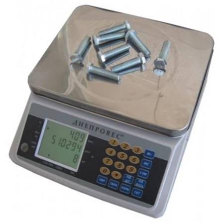 Счетные весы Днепровес F998-6СЧ (6 кг), фото 2