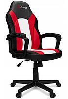 Кресло офисное компьютерное игровое Pro-Gamer Crit геймерское для дому, фото 1