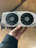 Видеокарта ASUS GeForce GTX1060 DUAL 6gb в Украине, Видеокарта 1060 6 гб, (Б/У)