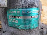 Компресор кондиціонера Peugeot 206 307 Citroen C4 1.4 1.6 1.9 2.0 HDi, 9682930280, 9639078280, фото 2