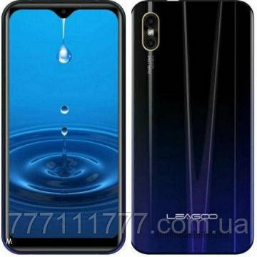 Телефон Leagoo M12 black 2/16 гб