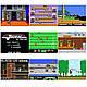 Портативна ретро консоль Retro Gamebox Sup 400 in 1 денді приставка ігрова 8 біт Червона (Game Box 400in1), фото 5