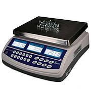 Ваги рахункові Certus Base СВСо (6/15 кг - 2/5 р)