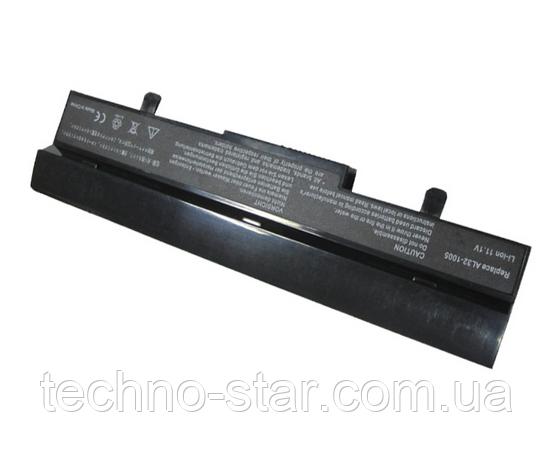 Акумулятор \ АКБ \ батарея Asus AL31-1005 AL32-1005 ML32-1005 PL32-1005 Eee PC 1001HA 1005HR 1101HA