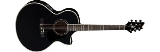 Электроакустическая гитара CORT NDX20 (BK)