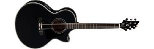 Электроакустическая гитара CORT NDX20 (BK), фото 2
