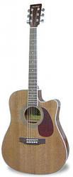 Электроакустическая гитара MAXTONE WGC4105 CE