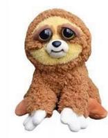 Интерактивная игрушка Feisty Pets Плюшевый Ленни 20 см 01415, КОД: 1613422