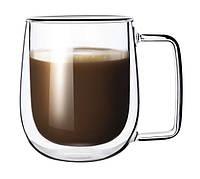 Чашка с двойными стенками Winox каплевидной формы 300 мл 0005, КОД: 1629526