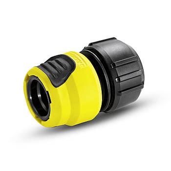 Универсальный коннектор Plus 1/2-5/8-3/4с аквастопом