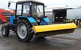Щетка дорожная универсальная ЩДУ-2400 к трактору, фото 2