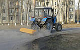 Щетка дорожная универсальная ЩДУ-2400 к трактору, фото 5