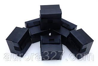 Паперові коробки для кілець чорні.