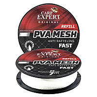 ПВА-сетка 7m 25mm на шпуле Energofish Carp Expert PVA Refill Mesh Anti Raffeling Fast (30141525)