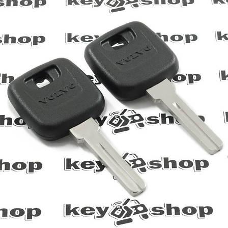 Корпус авто ключа под чип для Volvo (Вольво), фото 2