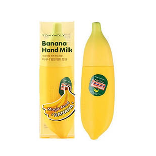 Крем для рук Tony Moly банан Magic Food Banana Hand Milk 45 мл (up7436)