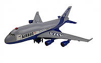 Самолет MODEL AIRPLANE 987-3 Серый, КОД: 1331823