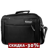 Сумка повседневная Valiria Fashion Мужская сумка Черный