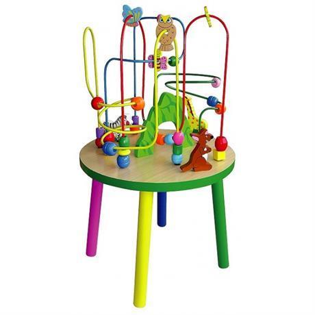 Развивающий столик с лабиринтом Viga Toys (58971)