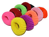 Большие Яркие резиночки для волос (10 шт), фото 1