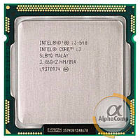 Процессор Intel Core i3 540 (2×3.06GHz/4Mb/s1156) БУ
