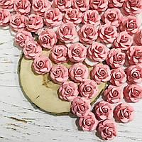 Роза розовая ДГ 25 мм, фото 1