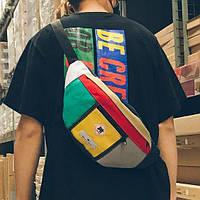Поясная сумка: что модно в новом сезоне