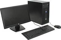 Компьютер в сборе, Core i5-4460, 4 ядра по 3.40 ГГц, 16 Гб ОЗУ DDR3, HDD 500 Гб, Видео 1 Гб, монитор 24 дюйма, фото 1