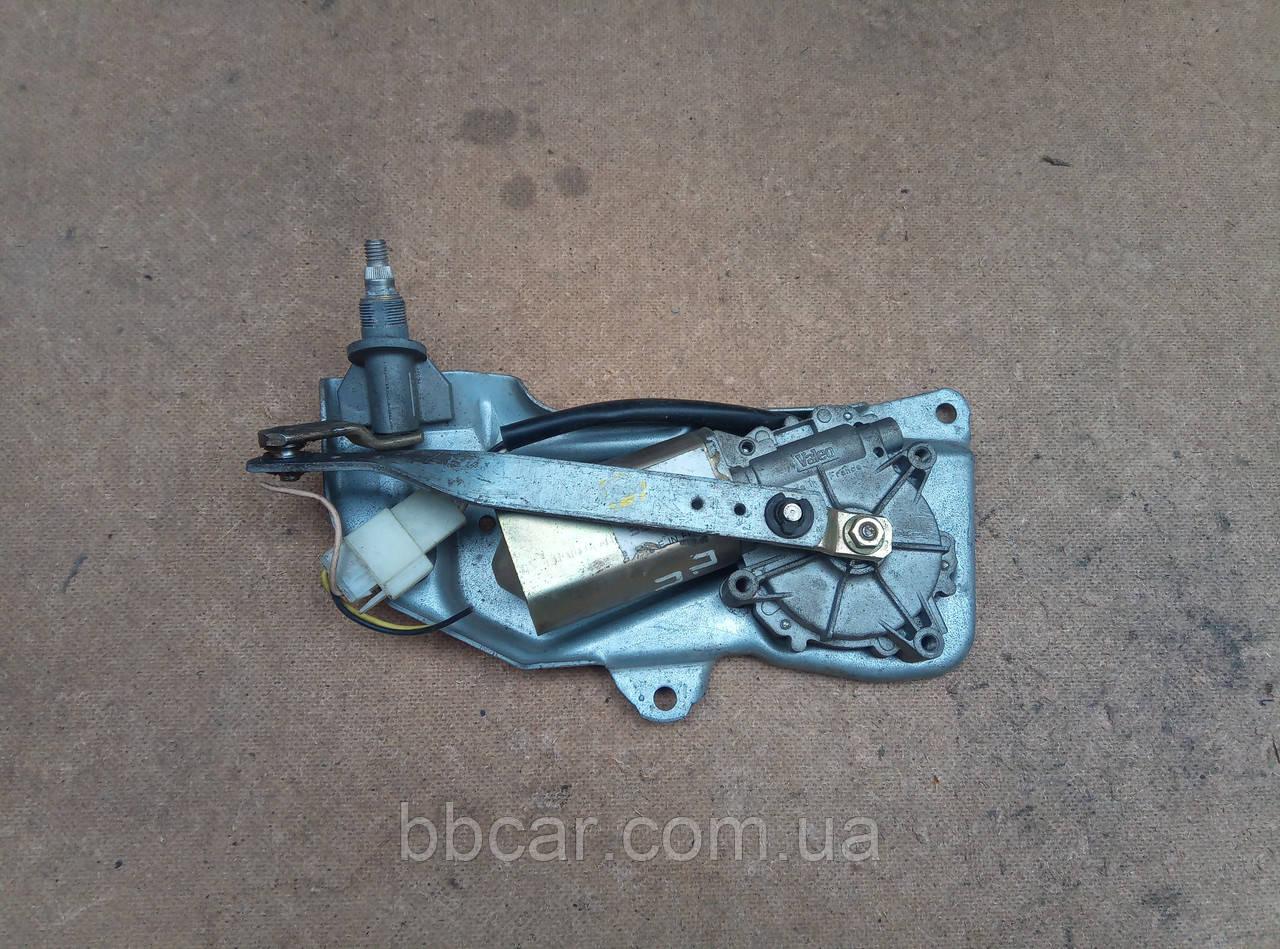 Моторчик стеклоочистителя (задний) Renault 19  1992-1996  р. Valeo 7700779045