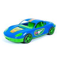 Игрушка для детей автомобиль Kinderway KW-07-702-1N спортивная с наклейками