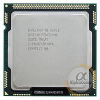 Процессор Intel Pentium G6950 (2×2.80GHz/3Mb/s1156) БУ