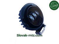 Дополнительная светодиодная LED фара 30Вт Круглая (Чёрный отражатель)